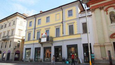 Ufficio direzionale di 300 mq a Novara